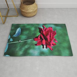 Withered Beauty (ROSE) Rug