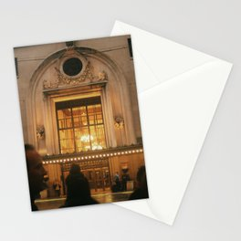 Yellow Glow Stationery Cards
