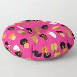 Pretty Puff Princess Floor Pillow