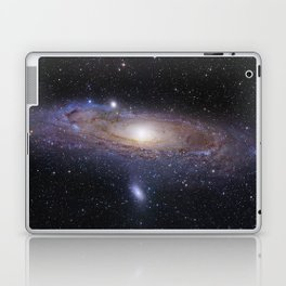 Andromeda Galaxy Laptop & iPad Skin