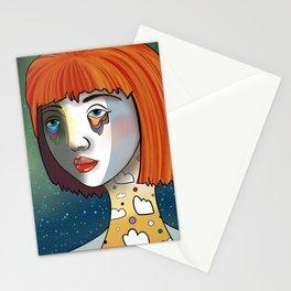 Star struck Stationery Cards