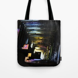 Handle Your Bismuth Tote Bag