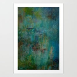 [dg] Mistral (Vasari) Art Print