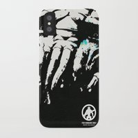 christopher walken iPhone & iPod Cases featuring Christopher by  Maʁϟ