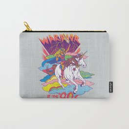 Warrior of the '80s Carry-All Pouch