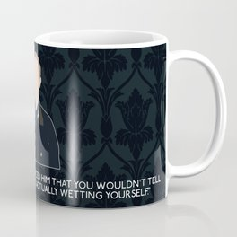 The Final Problem - John Watson Coffee Mug