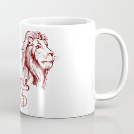 Lions Are Liars Coffee Mug