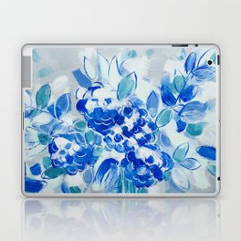 Wedding Bell Blues Laptop & iPad Skin