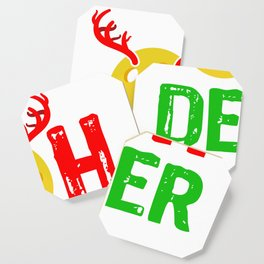 ohdeer pickleball Coaster