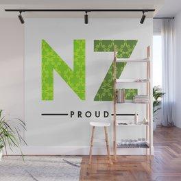 NZ PROUD Wall Mural