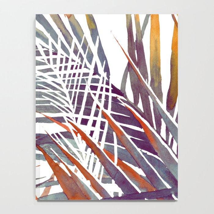 Arecaceae - household jungle #4 Notebook