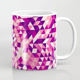 Triangle mandala 1 Coffee Mug