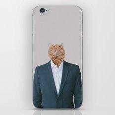 Business Cat iPhone & iPod Skin