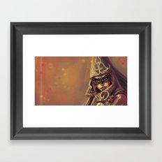 Mysterious Destiny Framed Art Print