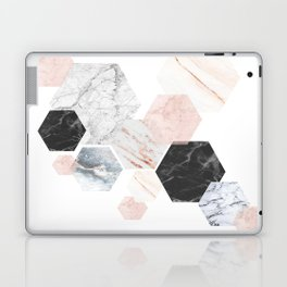 Lost in Marble Laptop & iPad Skin