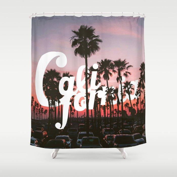 Balboa Pier California Shower Curtain By Thecrazythewzrd