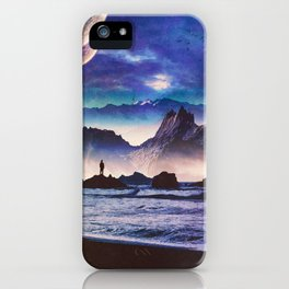 Desolate Coast iPhone Case