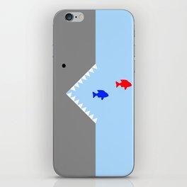 JAWS! iPhone Skin