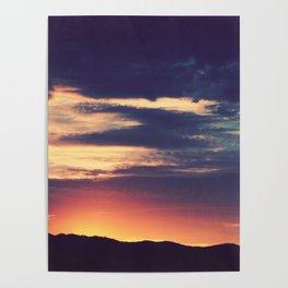 Sunset 01 Poster