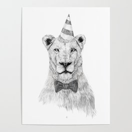 Get the party started Poster