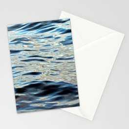 Slow Wave Stationery Cards