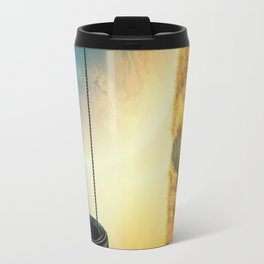 Breaking the physical laws Travel Mug