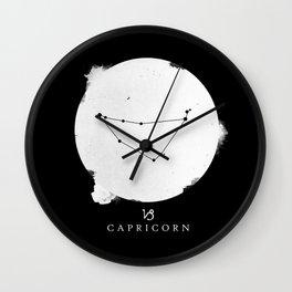 Capricorn II Wall Clock