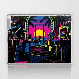 Arcade Saloon Laptop & iPad Skin