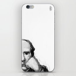 Legends - Philip Roth iPhone Skin