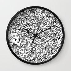 MEMENTO MORIARTY Wall Clock