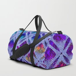 Pollock goes Amish no21 Duffle Bag