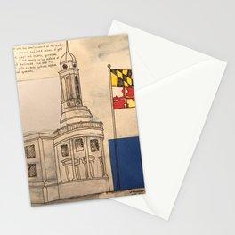 Maryland Stationery Cards