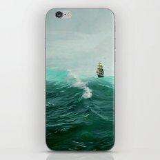 Perilous Green iPhone & iPod Skin
