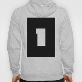 Number ONE - 1 - Minimalism Hoody