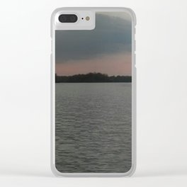 Life on the Lake Clear iPhone Case