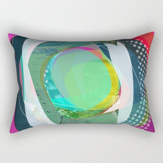 the abstract dream 4 Rectangular Pillow