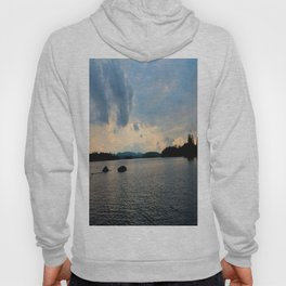 A Two Stoned Dusk  Hoody