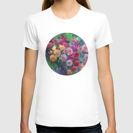 Tea Roses T-shirt