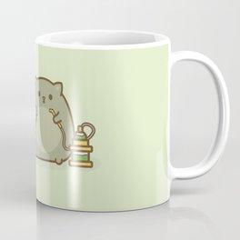 Kitty Cosplay Coffee Mug