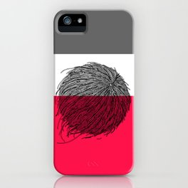 Worms' Ball XIV iPhone Case