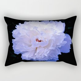 Red, White and Blue Rectangular Pillow