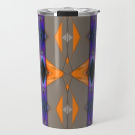 Geometric Abstract Artboard Travel Mug