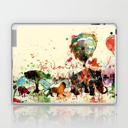 World as One : Human Kind Laptop & iPad Skin