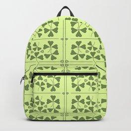 Shamrocks & Trinity Knots Backpack