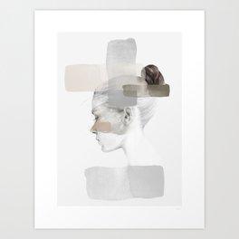 InsideOut II Art Print