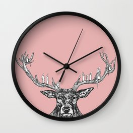 Deerlier Wall Clock