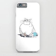 The Cat That Got The Cream iPhone 6s Slim Case