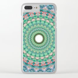 Some Other Mandala 57 Clear iPhone Case