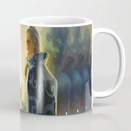 stepping forward Coffee Mug