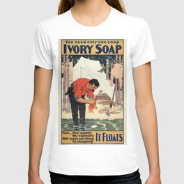 f09d90adc Vintage poster - Soap T-shirt